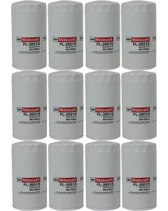 [fl-2051s(x12)]motorcraft fl2051s-Ford 6.7 liter turbo diesel oil filter(bc3z6731b)-12 Pack