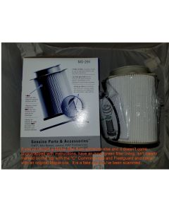 [68157291AA--PFF54529-05083285AA(x2)]Mopar/Racor fuel filter Kit(Contains both fuel fitlers) & 2 oil filters 2013-up Dodge HD truck with 6.7 liter diesel