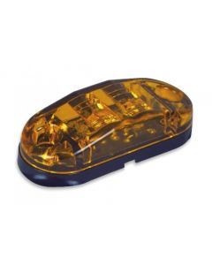 [9186-1500-20]LED-Clearance-Marker-Amber