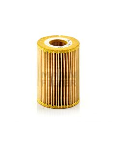 [HU-821-X]Mann-Filter European Oil Filter Element - Metal Free(Mercedes-Benz Passenger Car and Light Truck 642 180 00 09)