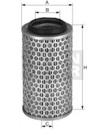 [C-24-355/1]Mann-Filter European Air Filter Element(SI - Industrial Heavy truck and Bus/Off-Highway )
