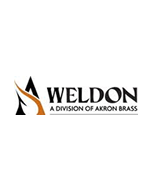 [1080S-1106-10]Weldon Warning, Stainless FB, Halogen W/Grnd, H3, Red