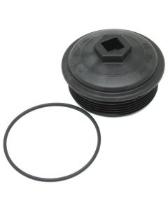 [3C3Z-9G270-AA]Ford fuel cap for upper small fuel filter for Motorcraft FD-4616-Ford 6.0 liter diesel