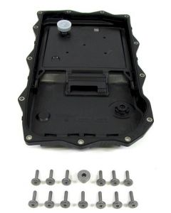 [68225344AA]Jeep Grand Cherokee and Ram 1500 3.0 diesel Mopar Transmission pan and filter.