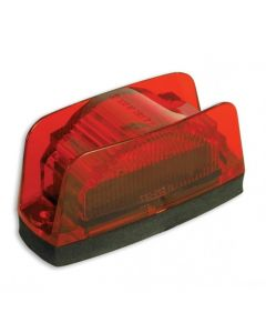 [5180-0100-10]LED-Marker-Lamp-Econ-No-Plug-Red