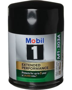 [M1-303]Mobil One Chevy/GMC 6.6 Liter Duramax AC-Delco Diesel Oil Filter(replaces PF2232)