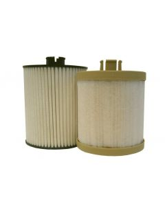 [PFF4617]Parker Racor Ford 6.4L Powerstroke diesel fuel filter kit.