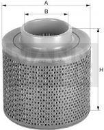 [C-1368]Mann-Filter European Air Filter Element(SI - Industrial Heavy truck and Bus/Off-Highway)