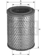 [C-1369]Mann-Filter European Air Filter Element(SI - Industrial Heavy truck and Bus/Off-Highway)