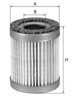 [C-44/6-(4)]Mann-Filter European Air Filter Element(SI - Industrial Heavy truck and Bus/Off-Highway )